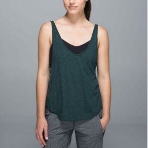 Lululemon Twist and Turn Tank